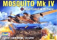 レベル1/48 飛行機モデルモスキート B Mk.4