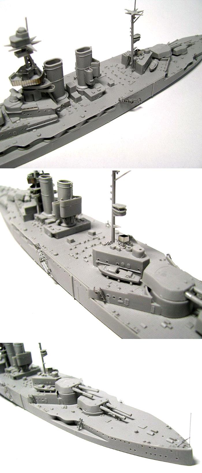 英国海軍 戦艦 クイーン・エリザベス用 エッチングパーツエッチング(ピットロード1/700 エッチングパーツシリーズNo.PE-225)商品画像_3