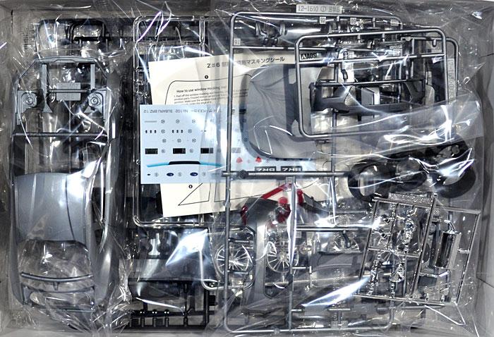 スバル BRZ '12プラモデル(アオシマ1/24 ザ・ベストカーGTNo.102)商品画像_1
