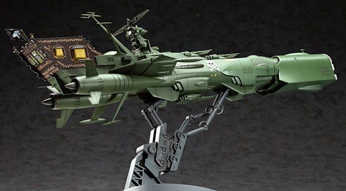 宇宙海賊戦艦 アルカディアプラモデル(ハセガワクリエイター ワークス シリーズNo.CW005)商品画像_3