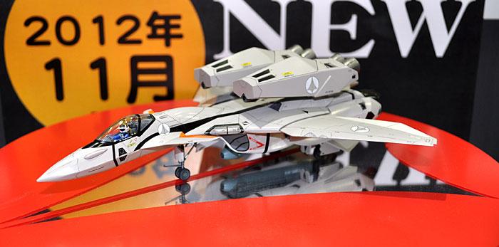 VF-11B スーパー サンダーボルト マクロス プラスプラモデル(ハセガワ1/72 マクロスシリーズNo.023)商品画像_3