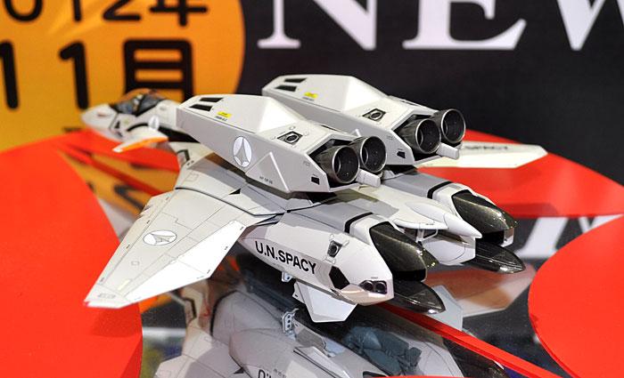 VF-11B スーパー サンダーボルト マクロス プラスプラモデル(ハセガワ1/72 マクロスシリーズNo.023)商品画像_4