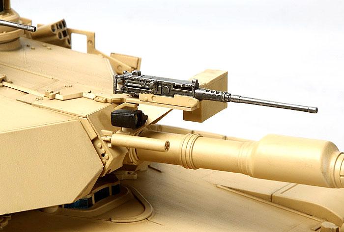 M1A2 SEP エイブラムス戦車 TUSK 2プラモデル(タミヤ1/35 ミリタリーミニチュアシリーズNo.326)商品画像_4