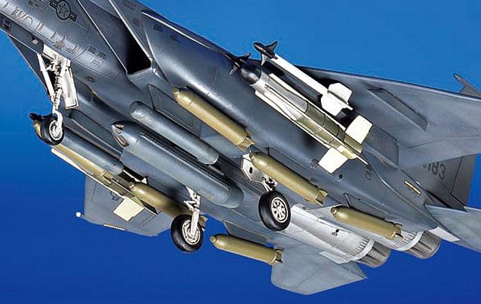 F-15E ストライクイーグルプラモデル(タミヤ1/72 ウォーバードコレクションNo.083)商品画像_3