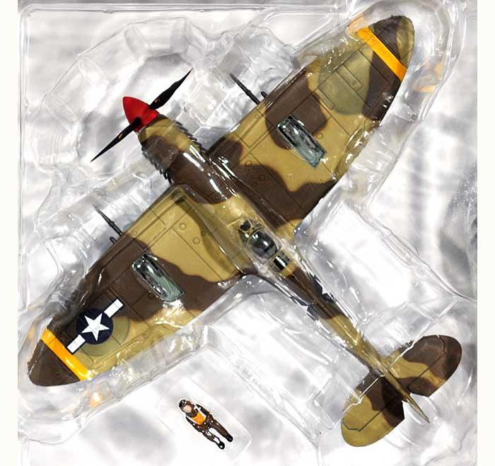 スピットファイア Mk.8 ファーゴ・エクスプレス完成品(ホビーマスター1/48 エアパワー シリーズ (レシプロ)No.HA8302)商品画像_1