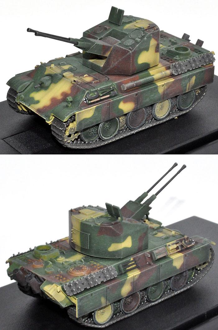 ドイツ軍 5号対空戦車ケーリアン ドイツ 1945 (迷彩仕様)完成品(ドラゴン1/72 アルティメットアーマー (ULTIMATE ARMOR)No.60525)商品画像_2