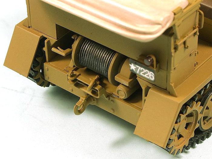 日本陸軍 98式 4t牽引車 シケ完成品(ピットロード塗装済完成品モデルNo.G022M)商品画像_4