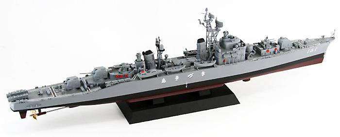 海上自衛隊 護衛艦 DD-161 あきづき (初代) 就役時プラモデル(ピットロード1/350 スカイウェーブ JB シリーズNo.JB014)商品画像_3