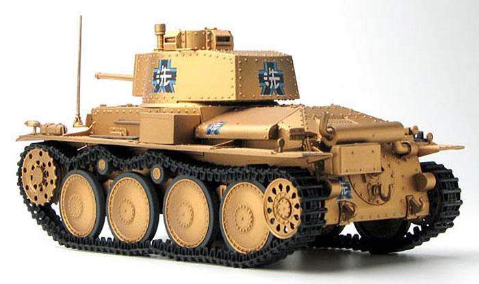 38(t)戦車 カメさんチームver. (ガールズ&パンツァー)プラモデル(プラッツガールズ&パンツァーNo.GP-002)商品画像_3