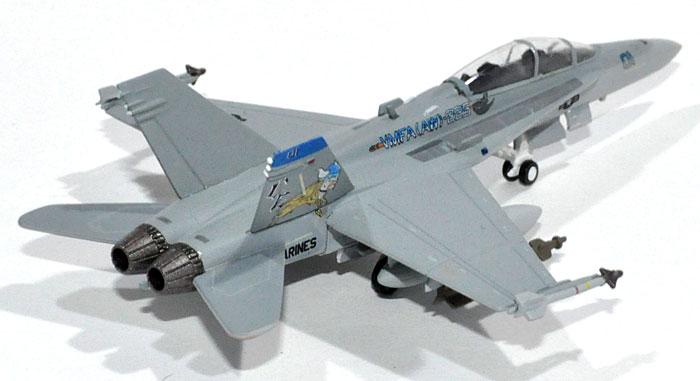 F/A-18D ホーネット VMFA(AW)-225 バイキングス (CE01)完成品(ワールド・エアクラフト・コレクション1/200スケール ダイキャストモデルシリーズNo.22103)商品画像_2