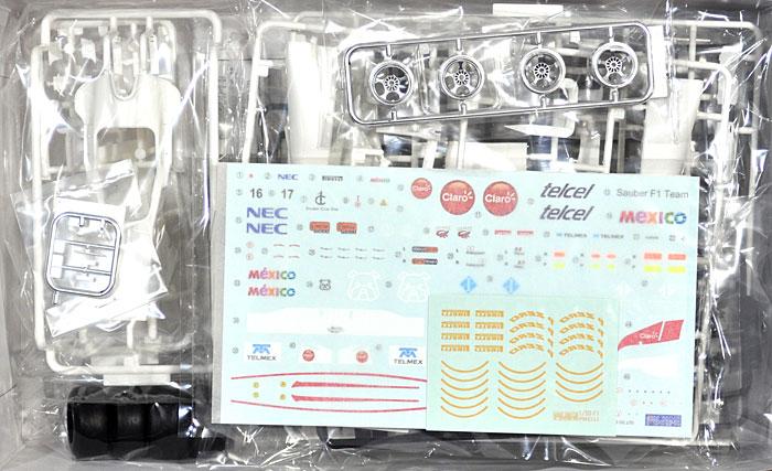 ザウバー C30 モナコGPプラモデル(フジミ1/20 GPシリーズNo.旧GP044)商品画像_1