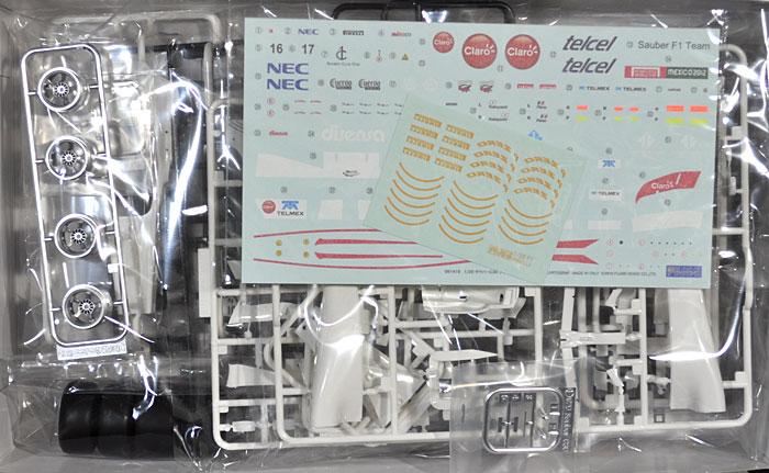 ザウバー C30 ブラジルGPプラモデル(フジミ1/20 GPシリーズNo.旧GP045)商品画像_1