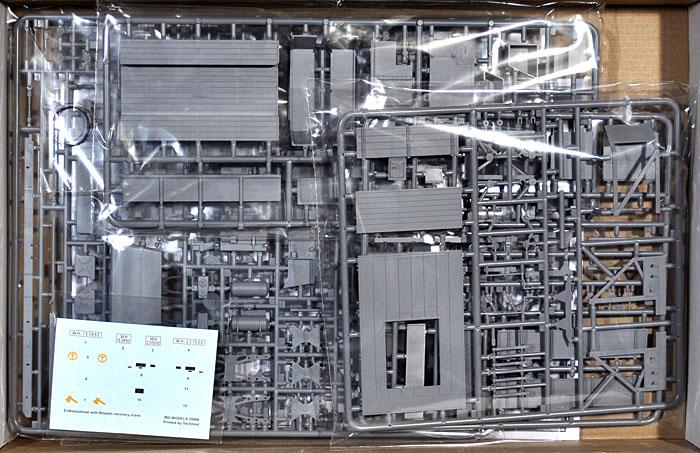 ドイツ アインハイツディーゼル 6輪クレーン搭載トラックプラモデル(IBG1/35 AFVモデルNo.35006)商品画像_1
