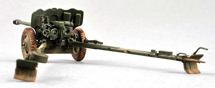 ソビエト 85mm D-44 師団砲プラモデル(トランペッター1/35 AFVシリーズNo.02339)商品画像_4