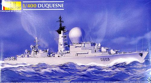 デュケーヌ フランス軍 重巡洋艦プラモデル(エレール艦船モデル(1/200~1/400)No.81008)商品画像