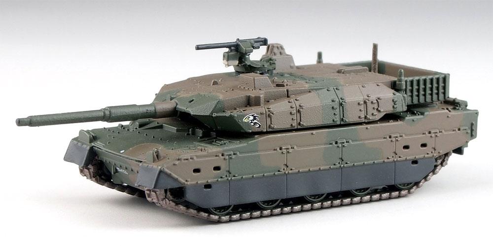マグネットタンク 陸上自衛隊 10式戦車完成品(ピットロードマグネットNo.MSG001)商品画像_1