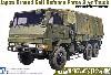 陸上自衛隊 3 1/2tトラック 3トン半 新型