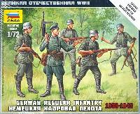 ズベズダART OF TACTICドイツ 国防軍 フィギュアセット 1939-1943
