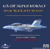 F/A-18F スーパーホーネット アメリカ海軍 VFA-41 ブラックエイセス CAG 2009