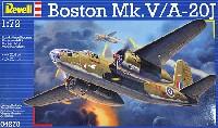 レベル1/72 飛行機ボストン Mk.5 / A-20J