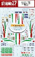 フェラーリ 458 #51/71/81 Afcorse ル・マン 2012