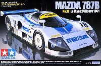タミヤ1/24 スポーツカーシリーズマツダ 787B No.18 1991 ルマン