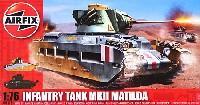 エアフィックス1/76 ミリタリーマチルダ戦車