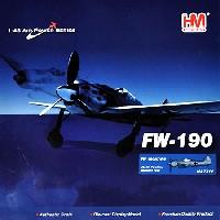 ホビーマスター1/48 エアパワー シリーズ (レシプロ)フォッケウルフ Fw190A7/R6 パルヒム 1944