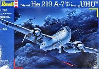 レベル1/32 Aircraftハインケル He219A-7 (A5/A2 Late) ウーフー