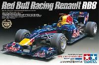 タミヤ1/20 グランプリコレクションシリーズレッドブル レーシング ルノー RB6