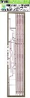 トムスモデル1/350 艦船用エッチングパーツシリーズ英海軍 巡洋戦艦 フッド用 弦外電路