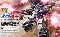 バンダイ1/144 HG ガンダムAGE(エイジ)ガンダム AGE-3F フォートレス