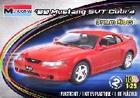 レベル/モノグラムカーモデル'99 マスタング SVT コブラ
