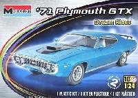 レベル/モノグラムカーモデル'71 プリモス GTX