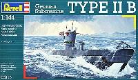 Uボート Type 2B