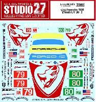 ポルシェ 911RSR #79/80 ル・マン 2012