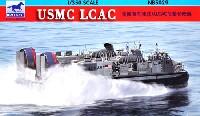 ブロンコモデル1/350 艦船モデルアメリカ海兵隊 LCAC エルキャック ホバー揚陸艇
