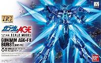 バンダイ1/144 HG ガンダムAGE(エイジ)ガンダム AGE-FX バースト