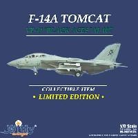ウイッティ・ウイングス1/72 スカイ ガーディアン シリーズ (現用機)F-14A トムキャット VF-41 ブラックエイセス (AJ107)