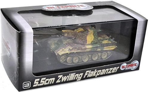 ドイツ 5.5cm連装機関砲 Flak38搭載 パンター対空戦車 西部戦線 1945完成品(ドラゴン1/72 アルティメットアーマー (ULTIMATE ARMOR)No.60643)商品画像