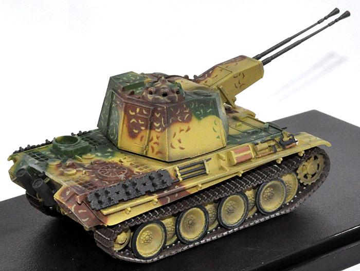 ドイツ 5.5cm連装機関砲 Flak38搭載 パンター対空戦車 西部戦線 1945完成品(ドラゴン1/72 アルティメットアーマー (ULTIMATE ARMOR)No.60643)商品画像_3
