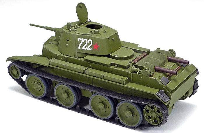 ソビエト戦車 BT-7 1937年型プラモデル(タミヤ1/35 ミリタリーミニチュアシリーズNo.327)商品画像_3