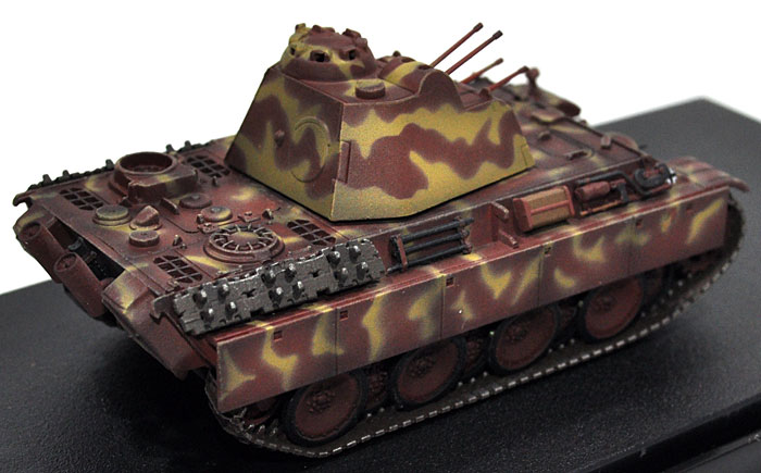 ドイツ 対空戦車 341型 2cm対空機関砲 搭載 ニュルンベルク 1945完成品(ドラゴン1/72 アルティメットアーマー (ULTIMATE ARMOR)No.60594)商品画像_2