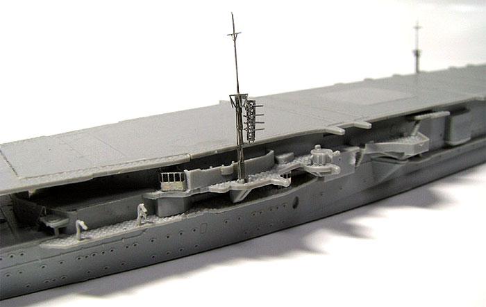 日本海軍 航空母艦 龍鳳用 エッチングパーツエッチング(ピットロード1/700 エッチングパーツシリーズNo.PE-228)商品画像_4