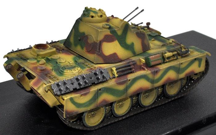 ドイツ 対空戦車 341型 2cm対空機関砲 搭載 ドイツ 1945完成品(ドラゴン1/72 アルティメットアーマー (ULTIMATE ARMOR)No.60644)商品画像_2