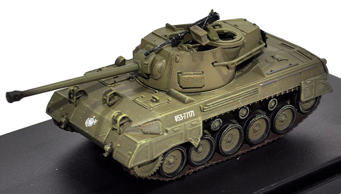 M18 ヘルキャット 台湾海兵隊完成品(ホビーマスター1/72 グランドパワー シリーズNo.HG6005)商品画像_1