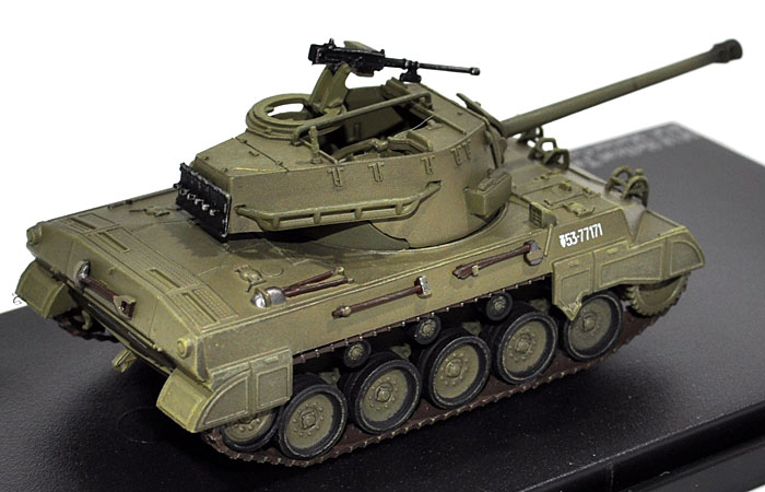 M18 ヘルキャット 台湾海兵隊完成品(ホビーマスター1/72 グランドパワー シリーズNo.HG6005)商品画像_2