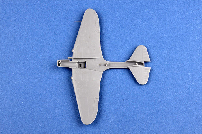 IL-2M3 シュトゥルモヴィクプラモデル(ホビーボス1/72 エアクラフト プラモデルNo.80285)商品画像_2