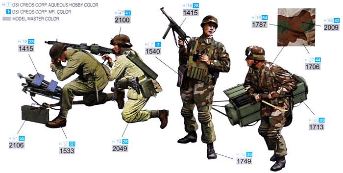 ドイツ特殊部隊 ブランデンブルク部隊 (レロス島 1943)プラモデル(ドラゴン1/35 '39-'45 SeriesNo.6743)商品画像_1