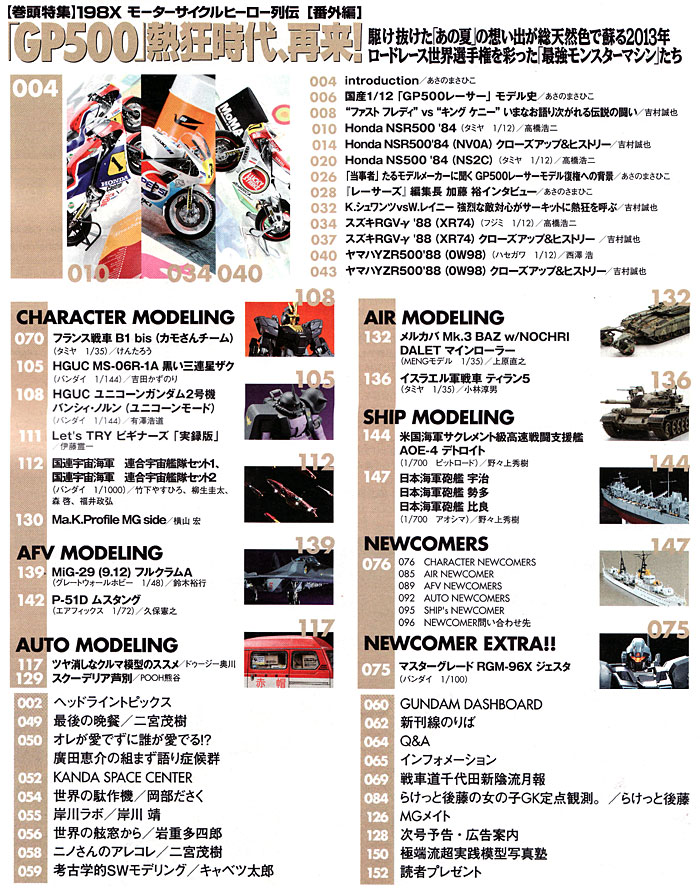 モデルグラフィックス 2013年5月号雑誌(大日本絵画月刊 モデルグラフィックスNo.342)商品画像_1